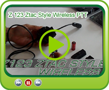Z 123 Ztac Style Wireless PTT